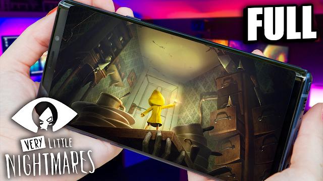 Very Little Nightmares v1.2.0 (Full) Para Teléfonos Android [Apk]