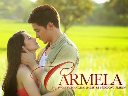 Sinopsis drama Carmela TV3, pelakon dan gambar telenovela Filipina Carmela TV3, Carmela TV Series: Ang Pinakamagandang Babae sa Mundong Ibabaw, ost lagu tema Carmela TV3