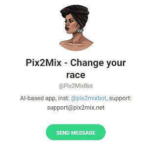 Pix2mix Bot Telegram