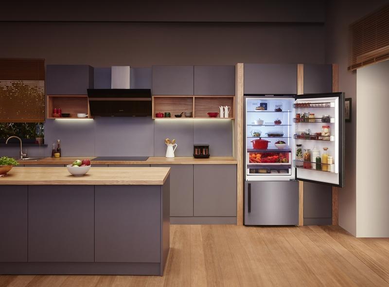 Arçelik'ten Yine Bir İlk: Vitaminleri Koruyan Buzdolabı