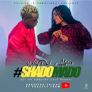 DOWNLOAD AUDIO | Willy Paul ft Alaine - Shado Mado