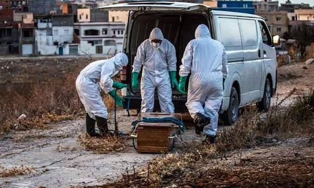 وفيات فيروس كورونا في تونس