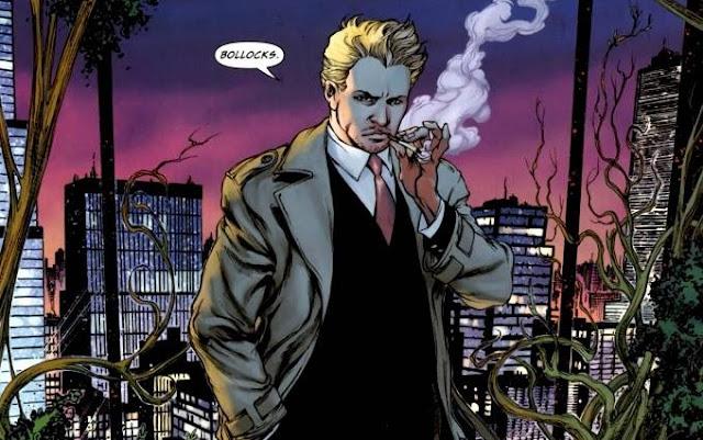 Asal-Usul dan Kekuatan Constantine (Hellblazer), Karakter DC Berkekuatan Supranatural
