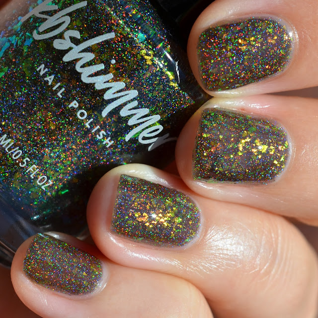 KBShimmer Hanging With My Grill Friends swatch