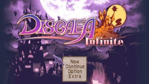 disgaea infinite psp