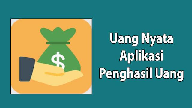 Uang Nyata Apk Penghasil Uang