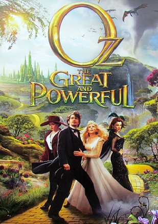 Film Guru Lad - Film Reviews: 200th Review!! Oz the Great ... Oz The Great And Powerful Cast And Crew