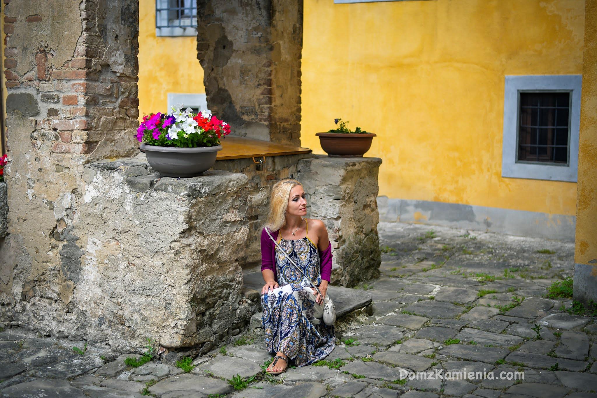 Dom z Kamienia blog, wakacje w Toskanii, Mugello