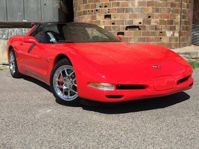 2004 Chevy Corvette for sale at Purifoy Chevrolet