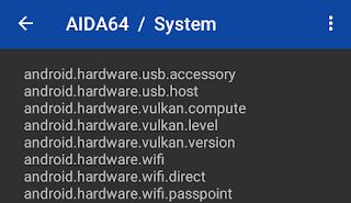 Cara Cek Vulkan Support di Android