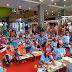 100 Tahun Damkar Diperingati. Apel Bersama dan Pengenalan Dengan Anak TK