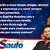 BOAS FESTAS EM FAMÍLIA: SÃO OS VOTOS DE SAULO MARTINS