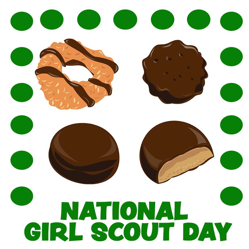 National Girl Scout Day Wishes Lovely Pics