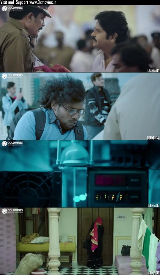 Action 2020 Hindi Dubbed 720p HDRip 1GB