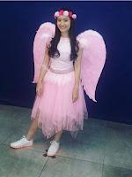 Biodata Febby Rastanty Pemeran Angel Di Sinetron Pink Angel SCTV