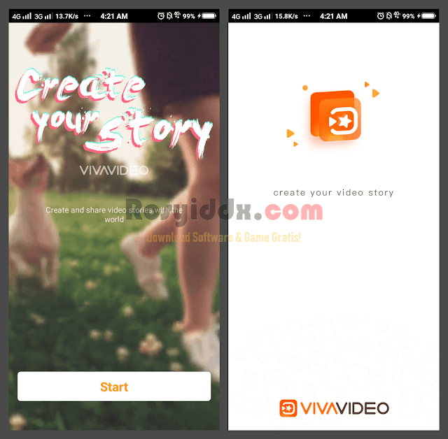 download viva video pro gratis terbaru