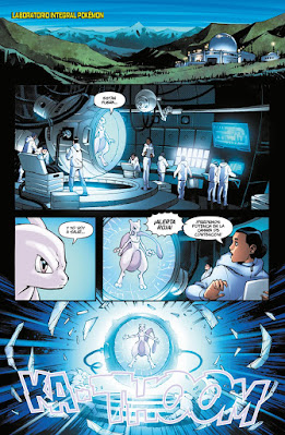 Review del cómic Detective Pikachu: La adaptación oficial de la película - Norma Editorial