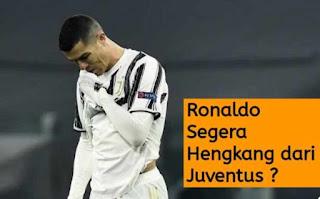 Juventus Akan Melepas Cristiano Ronaldo