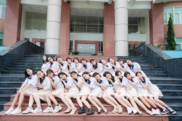 Shop cho thuê đồng phục học sinh Hàn Quốc