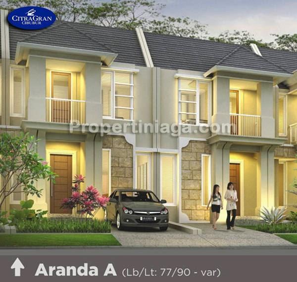 Rumah-Cluster-Tipe-Aranda-A