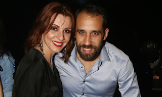 Ματίνα Νικολάου – Βασίλης Πορφυράκης: Αυτό είναι το νέο ζευγάρι της showbiz