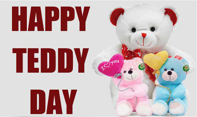 teddy day my friend