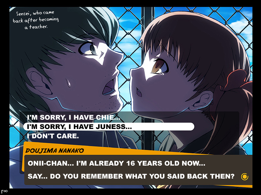 Persona 4 In Review 8 10