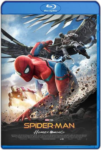 Spider-Man: De regreso a casa (2017) HD 1080p y 720p Latino