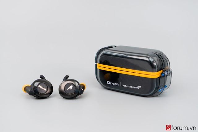 "Đánh giá Klipsch T5 II True Wireless Sport McLaren Edition: Khi ""siêu xe"" kết hợp cùng âm nhạc"