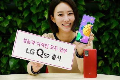 LG เปิดตัว LG Q52 สมาร์ทโฟนระดับเริ่มต้นพร้อมขุมพลัง Helio P35 ในราคาเพียง 9,000 บาท