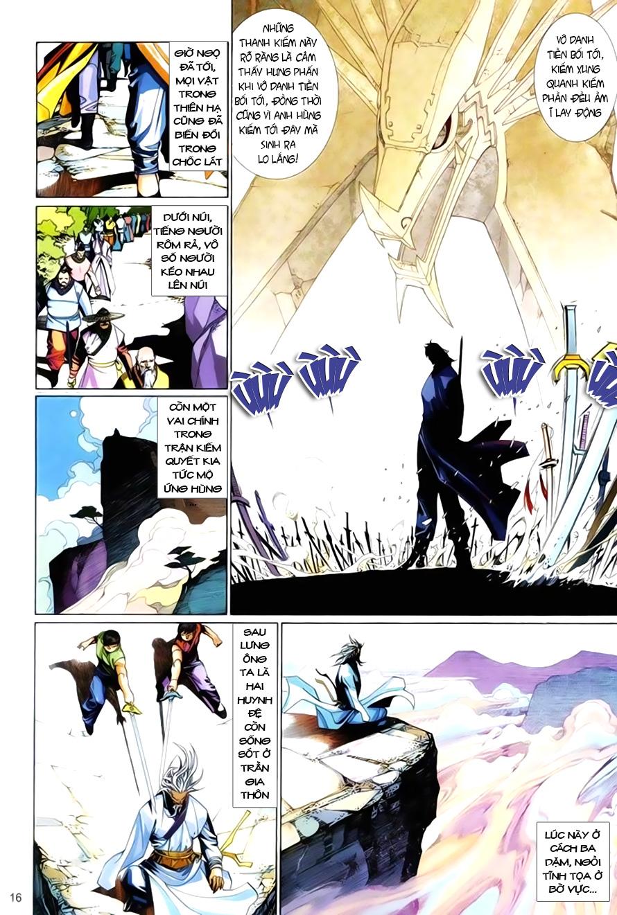 Phong Vân chap 410 Trang 16
