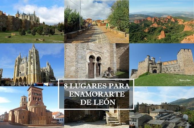 8 lugares para enamorarte de León