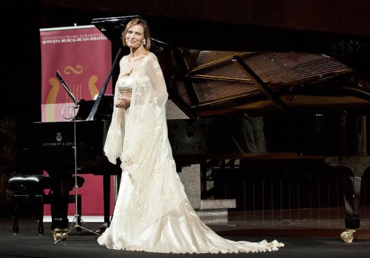 Les Arts traslada el recital de 'Lied' de la soprano Ainhoa Arteta al 15 de marzo