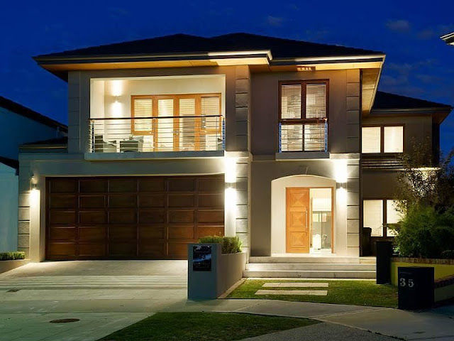 A Contemporary House Design in Singapore with Inspiring One Garden on Each Level A Contemporary House Design in Singapore with Inspiring One Garden on Each Level 667a140a8a13b1661d6ff38738851cca