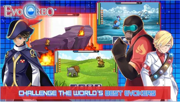 Game Offline - EvoCreo MOD APK