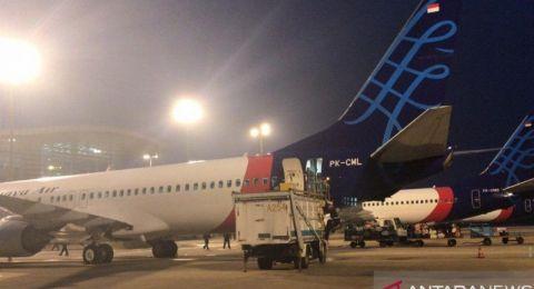 FlightRadar24: Sriwijaya Air SJ182 Pakai Pesawat Klasik Berusia 26 Tahun
