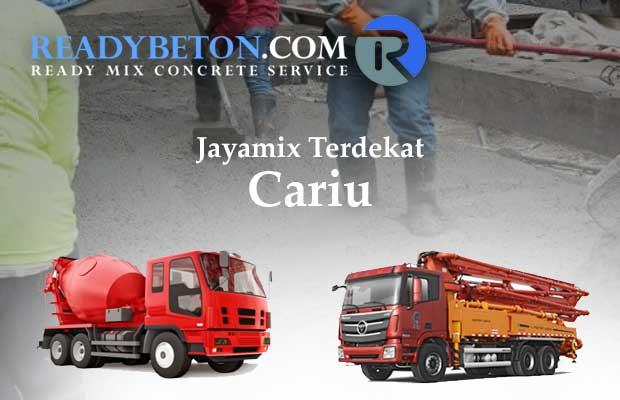 Harga Cor Jayamix Cariu