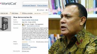 Firli Ngaku Tahun 2002 Sudah Baca Buku yang Diposting Anies, Ternyata Baru Terbit Tahun 2018