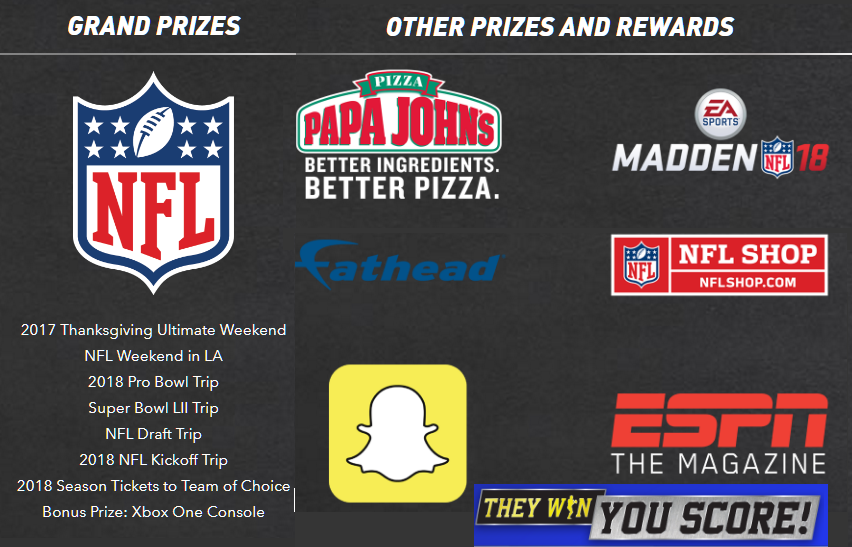 Coupons And Freebies: Pepsi NFL They Win You Score Giveaway ...