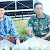 Kasdim 0825/Banyuwangi Hadiri Syukuran Desa Setail, di Lokasi TMMD  Ke 105