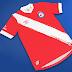 Umbro apresenta a nova camisa titular do Argentinos Juniors