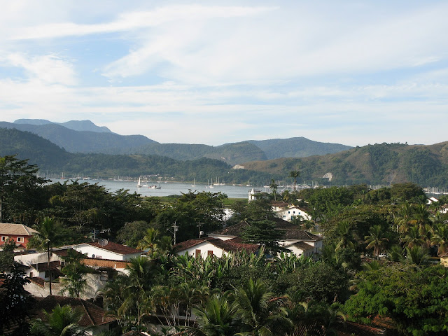 Ciudades Colonial Paraty - Brazil