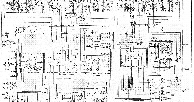 Akai Tv Circuit Diagrams