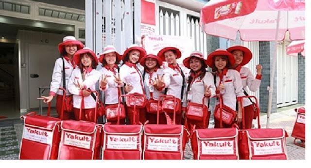 Informasi Kesempatan Karir PT Yakult Indonesia Persada Lulusan SMA, SMK, D3, S1 Dengan Posisi Sales Promotion, Stockman, General Driver, Etc