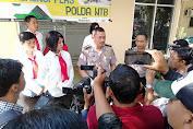 Ditreskrimum Polda NTB Serahkan Tersangka Kasus TPPO Ke Kejati NTB