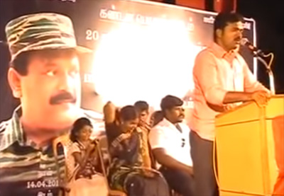 Durai murugan's Tiger Flow Speech At Kalayarkovil
