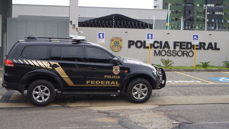 Polícia Federal prende no Ceará homem foragido do Sistema Prisional do RN