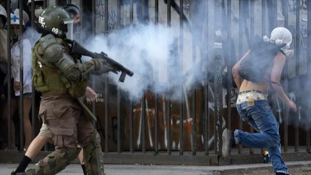 """ONU, en alerta por """"elevado número"""" de violaciones de DDHH en Chile"""