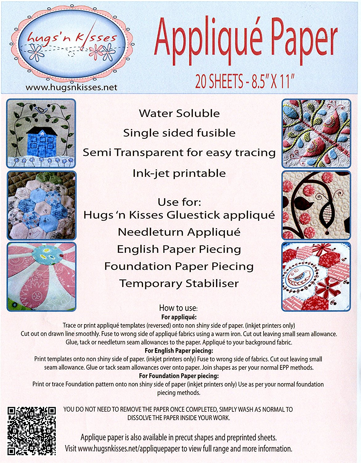 Applique Paper