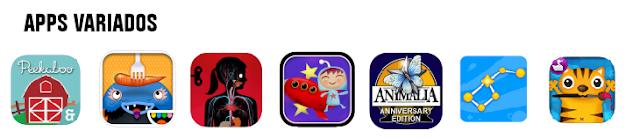 Mejores aplicaciones para niños 2016